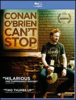 Conan O'Brien Can't Stop [Blu-ray] - Rodman Flender