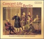 Concert Life in 18th Century Berlin