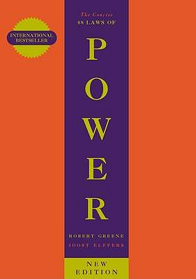 Concise 48 Laws of Power 2nd Edn - Greene, Robert