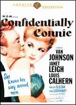 Confidentially Connie - Edward N. Buzzell