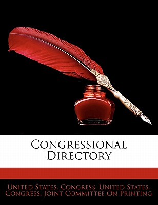 Congressional Directory - United States Congress, States Congress (Creator)