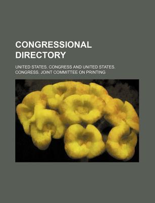 Congressional Directory... - Congress, United States, Professor