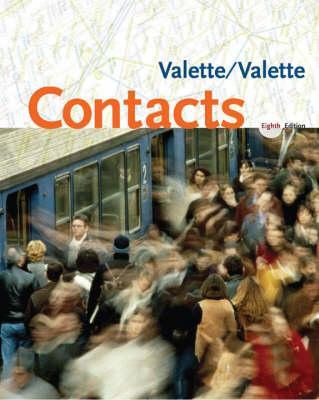 Contacts - Valette, Jean-Paul