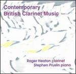 Contemporary British Clarinet Music