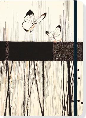 Contemporary Butterflies Journal (Diary, Notebook) - Peter Pauper Press Inc (Creator), and Peter Pauper Press (Producer)