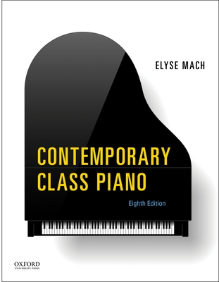 Contemporary Class Piano - Mach, Elyse