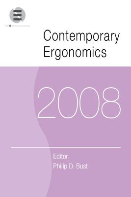 Contemporary Ergonomics - Bust, Philip D (Editor)