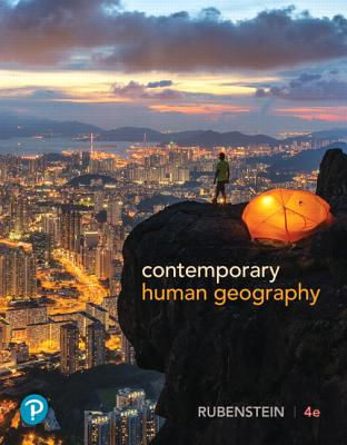 Contemporary Human Geography - Rubenstein, James M