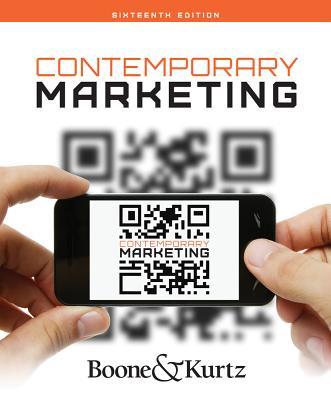 Contemporary Marketing - Boone, Louis E, and Kurtz, David L