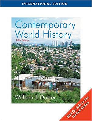 Contemporary World History - Duiker, William J.