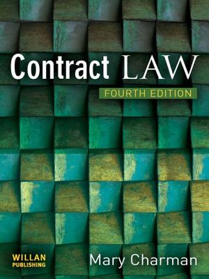 Contract Law - Charman, Mary