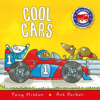 Cool Cars - Mitton, Tony