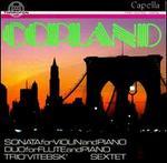 Copland: Chamber Music