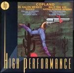 Copland: El Salón México; Billy the Kid; Rodeo; Appalachian Spring