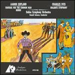 Copland: Fanfare for the Common Man; Rodeo; Charles Ives: Holidays Symphony