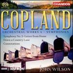 Copland: Orchestral Works, Vol. 4 - Symphonies