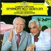 Copland: Symphony No. 3; Quiet City - Philip Smith (trumpet); Thomas Stacy (horn); New York Philharmonic; Leonard Bernstein (conductor)