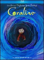 Coraline [Gift Set] [2 Discs] [Includes Digital Copy] [With 3D Glasses] [Blu-ray]