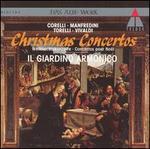 Corelli, Manfredini, Torelli, Vivaldi: Christmas Concertos