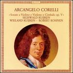Corelli: Sonatas for violin & cello
