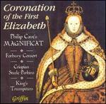 Coronation of the First Elizabeth -