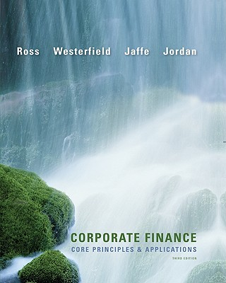Ross finance by corporate jaffe 10th and westerfield edition pdf