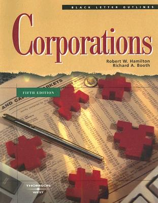 Corporations - Hamilton, Robert W, and Booth, Richard A