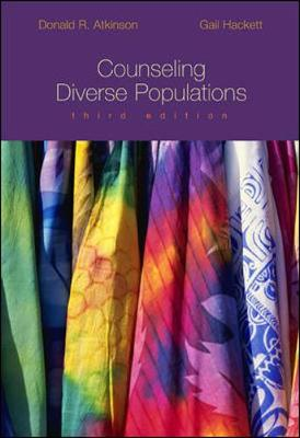 Counseling Diverse Populations - Atkinson, Donald R, Dr., and Hackett, Gail