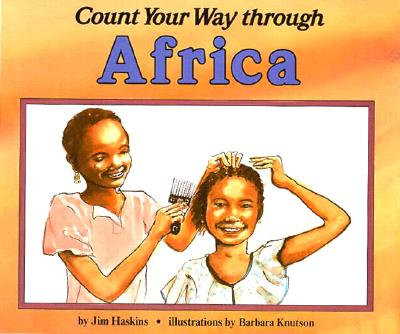 Count Your Way Through Africa - Haskins, James