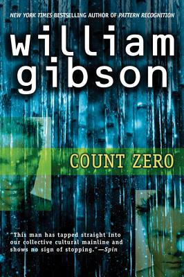 Count Zero - Gibson, William