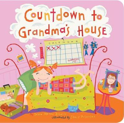 Countdown to Grandma's House - Zakarin, Debra Mostow