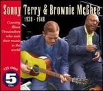 Country Blues Troubadours 1938-1948