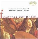 Couperin: Concerts Royaux Nos.1-4