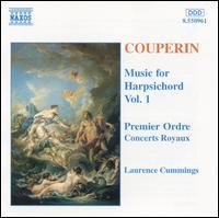 Couperin: Music for Harpsichord, Vol. 1 - Laurence Cummings (harpsichord); Reiko Ichise (viola da gamba); Reiko Ichise (treble viol)