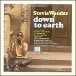 Down to Earth - Stevie Wonder