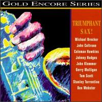 Triumphant Sax! - Various Artists