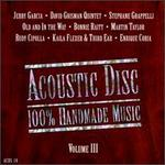 Acoustic Disc: 100% Handmade Music, Vol. 3