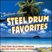 Caribbean Island Steel Drum Favorites - Various Artists