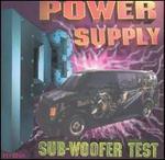 Sub-Woofer Test