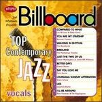 Billboard Top Contemporary Jazz Vocals