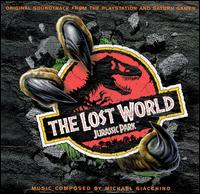 Jurassic Park: The Lost World [Playstation OST] - Michael Giacchino