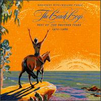 Greatest Hits, Vol. 3: Best of the Brother Years - The Beach Boys