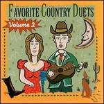 Favorite Country Duets, Vol. 2 [Warner Brothers]