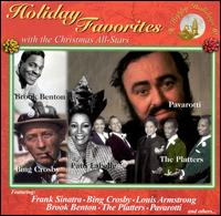 Holiday Favorites With the Christmas All-stars - Various Artists
