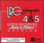 LRC Jazz Sampler, Vols. 4 & 5