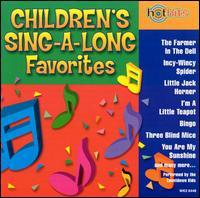Children's Sing-Along Favorites, Vol. 2 - The Countdown Kids