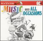 Music for All Occasions [RCA]