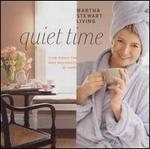 Martha Stewart Living: Quiet Time