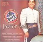 Pistas: Canta Como Javier Solis