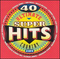 Ultimate Country Super Hits [Sony Box Set] - Various Artists